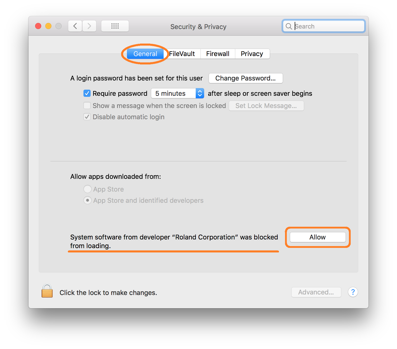 Roland - Support - Support News - macOS High Sierra (macOS