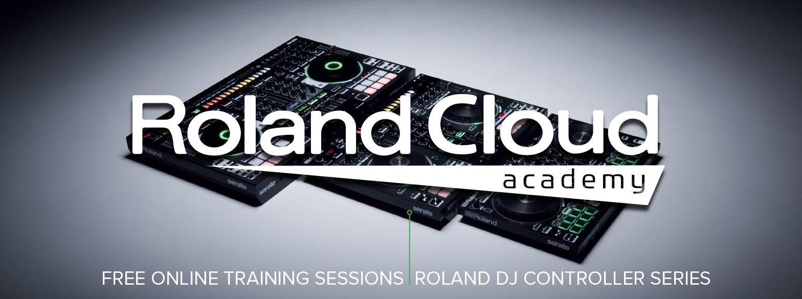Roland Cloud Log In