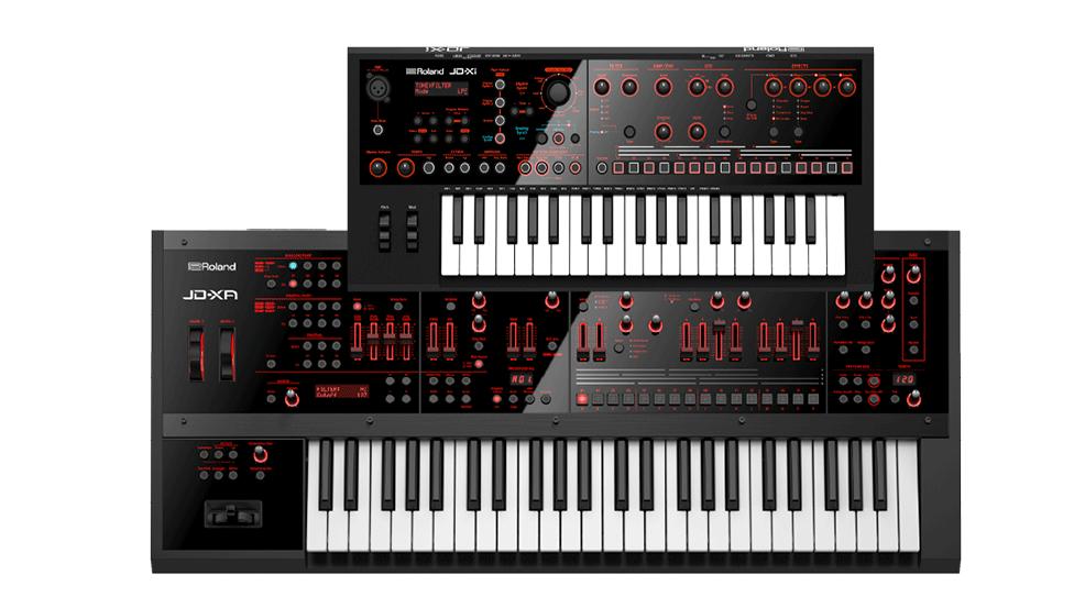 Roland JD-XA & JD-Xi