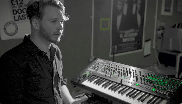 Peter Sene Keyboard Rig