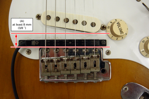 GK-3 Dimensions and Requirements :: How to install the GK pickup ...