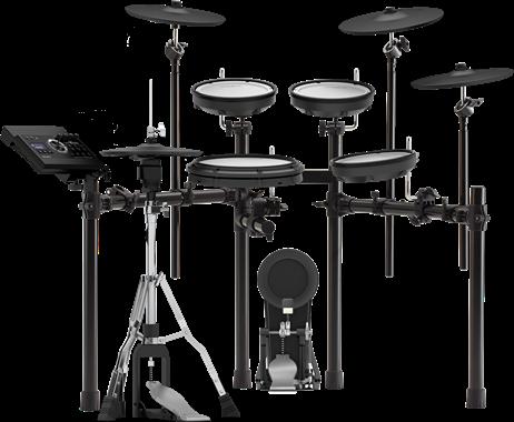 TD-17KVX | V-Drums - Roland